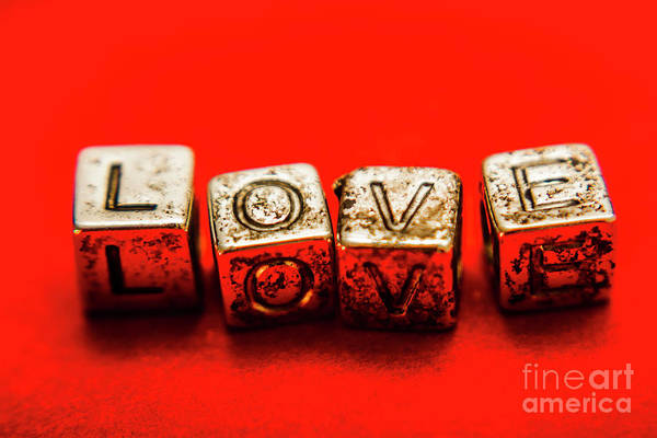Cube Wall Art - Photograph - In Enduring Love by Jorgo Photography - Wall Art Gallery
