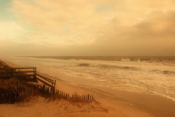 Wall Art - Photograph - In My Dreams The Ocean Sings - Jersey Shore by Angie Tirado