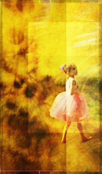 Photograph - In My Pink Tutu by Alice Gipson