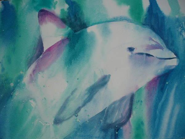 Painting - In My Tears by Tara Moorman