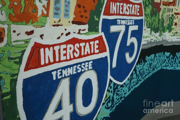 I-75 Photograph - In Route by Orvin Lopez