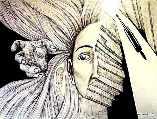 Essence Digital Art - In Search Of The Soul by Paulo Zerbato