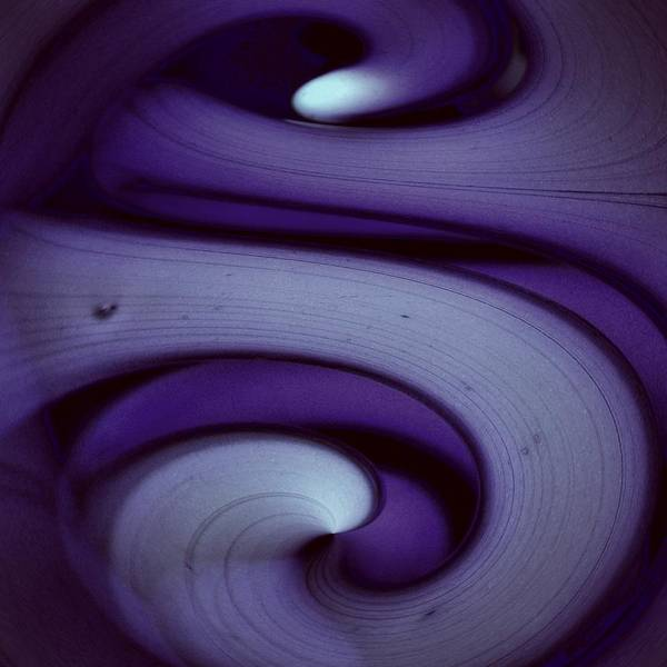 Blacklight Photograph - In The Abstract Vortex by Jeremy Johnson