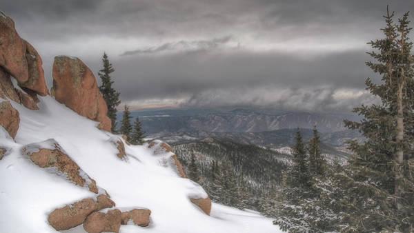 Fourteener Photograph - In The Alpine Zone by Luis A Ramirez