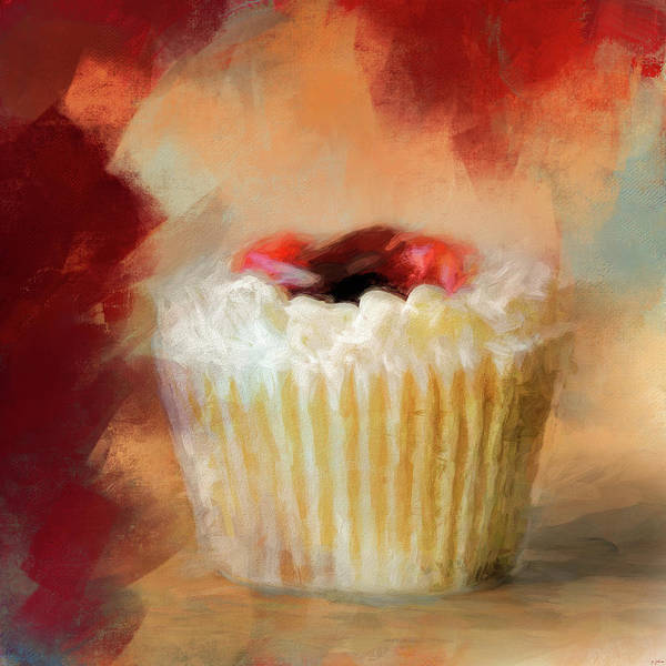 Painting - In The Bakery 1 by Jai Johnson