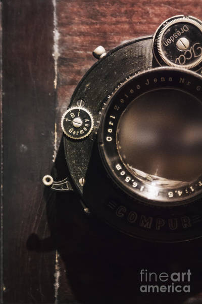 Manual Focus Wall Art - Photograph - In The Beginning by Margie Hurwich