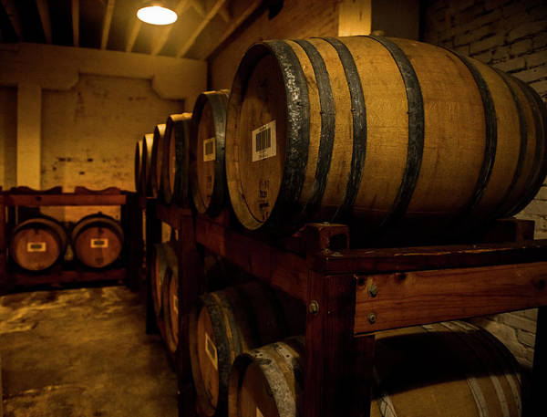 Photograph - In The Cellar by Jon Glaser