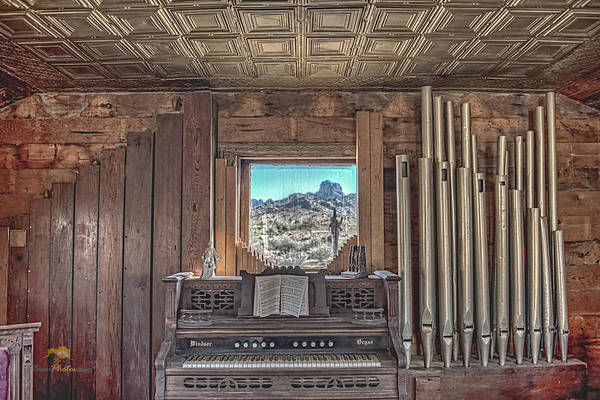 Photograph - In The Chapel by Jim Thompson