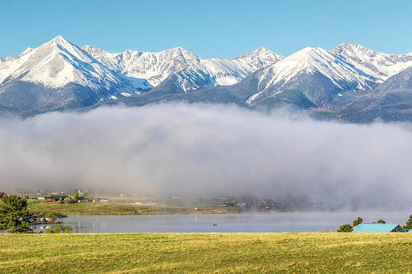 Westcliffe Photograph - In The Clear by Eric Glaser