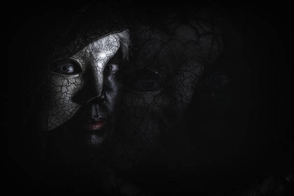 Photograph - In The Dark by Ghostwinds Photography