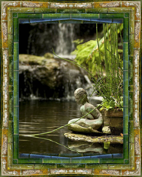 Peace And Harmony Wall Art - Photograph - In The Flow by Bell And Todd