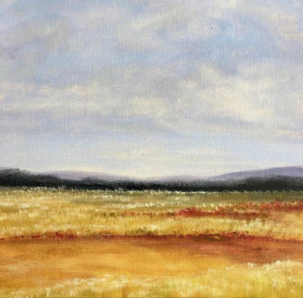 Barley Painting - In The Grain by Filomena Irving