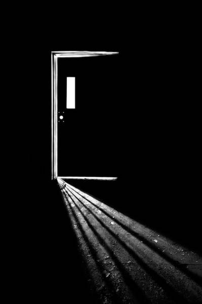 Hospital Wall Art - Photograph - In The Light Of Darkness by Evelina Kremsdorf