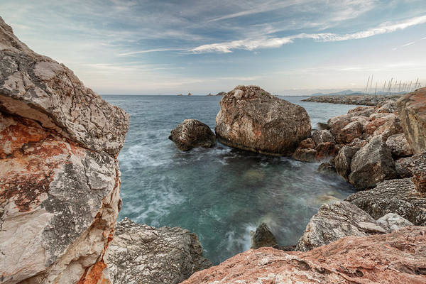 Photograph - In The Middle Of The Rocks by Daniele Fanni