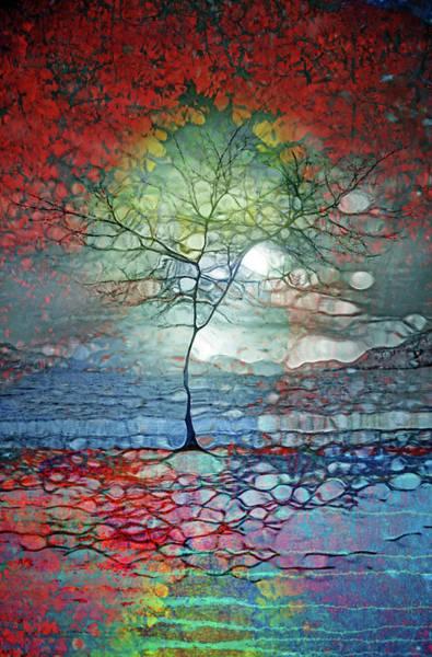Okanagan Valley Digital Art - In The Red by Tara Turner