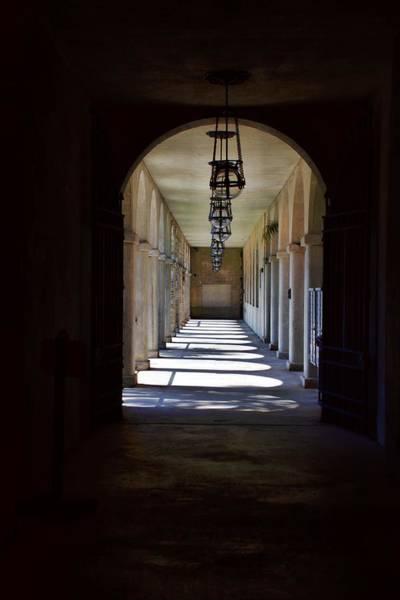 Flagler Photograph - In The Shadows At Lightner by Don Columbus