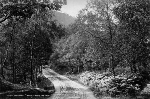 Photograph - In The Trosaghs by Lee Santa