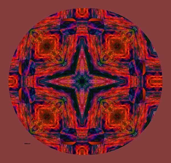 Photograph - Inca Design by John M Bailey