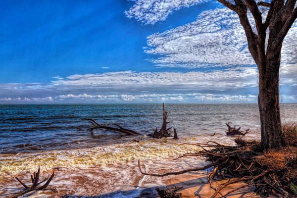Photograph - Incessant Sea by John M Bailey