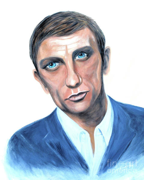 Painting - Incredibly Talented Man by Oksana Semenchenko