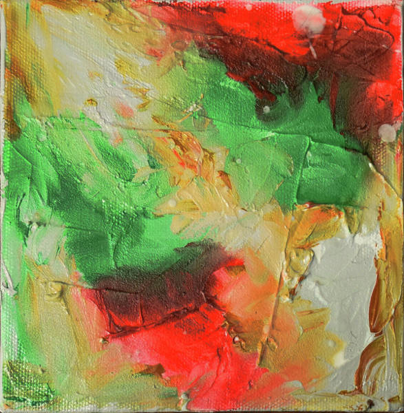 Wall Art - Painting - Indecision by Paulette B Wright