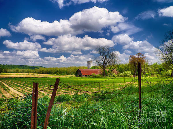 Photograph - Independence Farm by Mark Miller