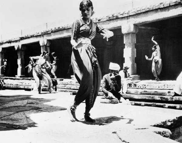 Photograph - India: Cobra Dance, 1956 by Granger