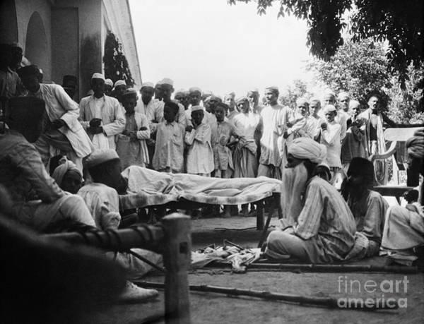 Photograph - India: Malaria Play, C1929 by Granger