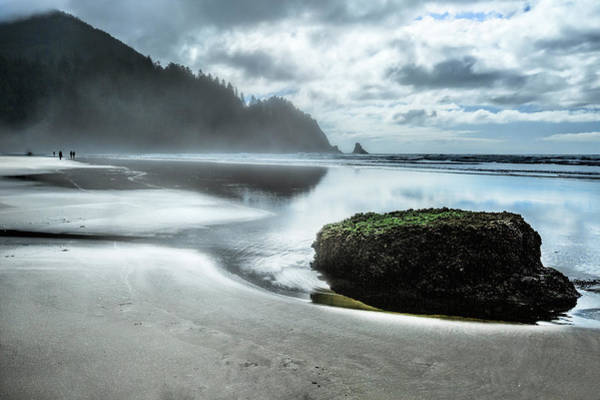 Wall Art - Photograph - Indian Beach, Ecola State Park, Oregon by Kay Brewer