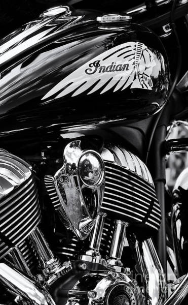 Wall Art - Photograph - Indian Chieftain by Tim Gainey