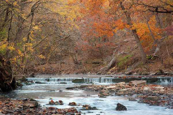 Photograph - Indian Creek Color by Jeff Phillippi