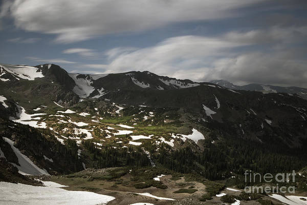 Photograph - Indian Peaks Wilderness by Keith Kapple