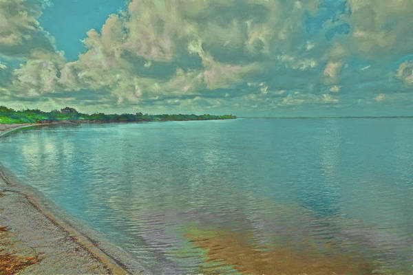 Photograph - Indian River by John M Bailey