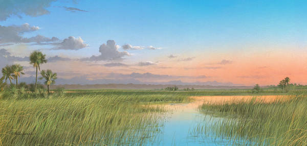 Painting - Indian River by Mike Brown