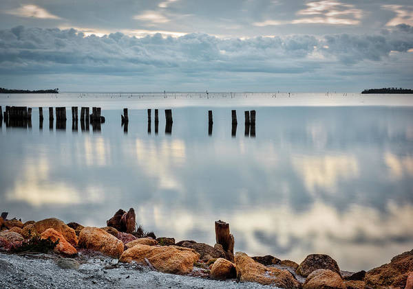 Photograph - Indian River Morning by Norman Peay