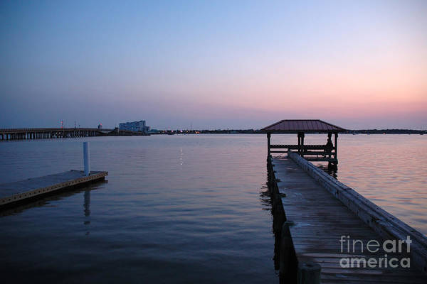 Photograph - Indian River Sunset by Kathi Shotwell