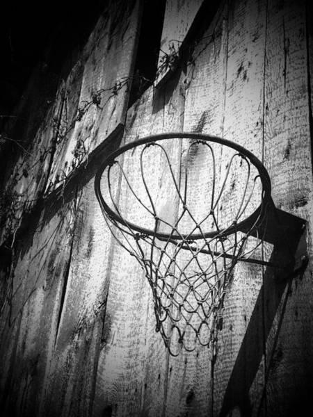 Hoop Photograph - Indiana Hoop by Michael L Kimble