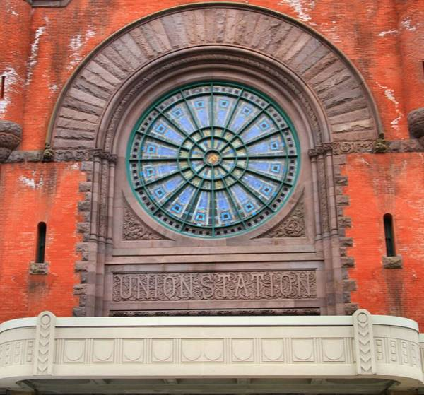 Wall Art - Photograph - Indianapolis Union Station Building by Dan Sproul