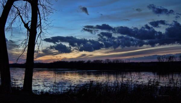 Photograph - Indigo Skies by Cricket Hackmann