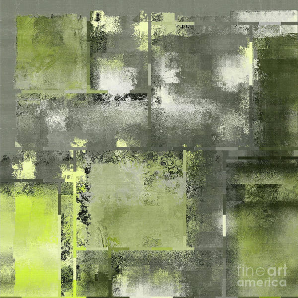 Variance Collection Digital Art - Industrial Abstract - 11t by Variance Collections