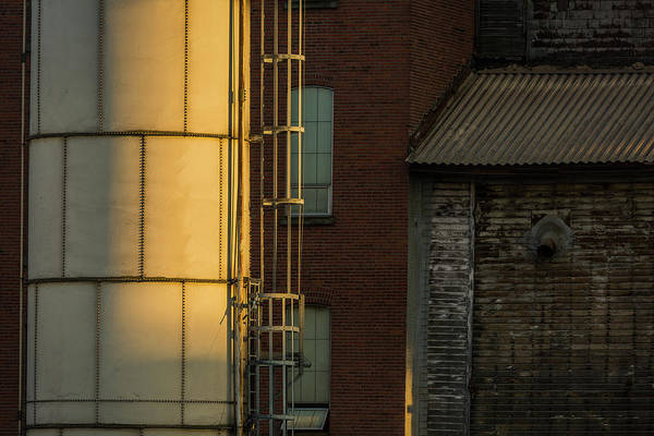 Wall Art - Photograph - Industrial Architecture by Dale Kincaid