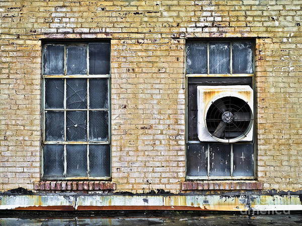 Photograph - Industrial Grunge 26 by Patrick M Lynch