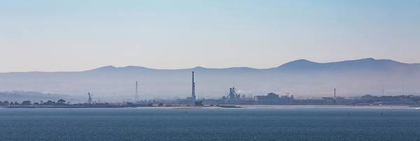 Photograph - Industrial Heat Haze 1 by Raelene Goddard