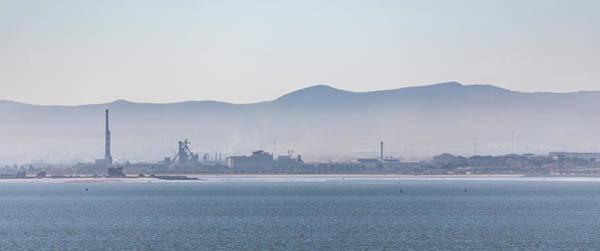 Photograph - Industrial Heat Haze 3 by Raelene Goddard