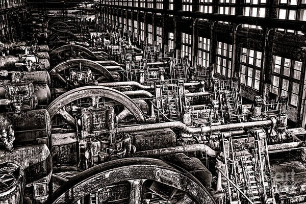 Wall Art - Photograph - Industrial Revolution  by Olivier Le Queinec