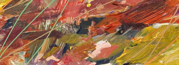 Painting - Industrial Talk by David Lloyd Glover