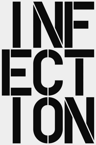 Wall Art - Painting - Infection by Three Dots