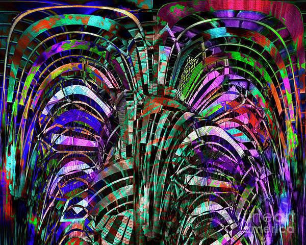 Digital Art - Exit 31 by Edmund Nagele