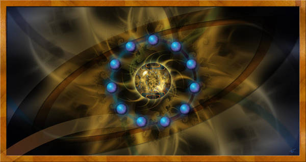 Digital Art - Infinite Lotus by Kenneth Armand Johnson