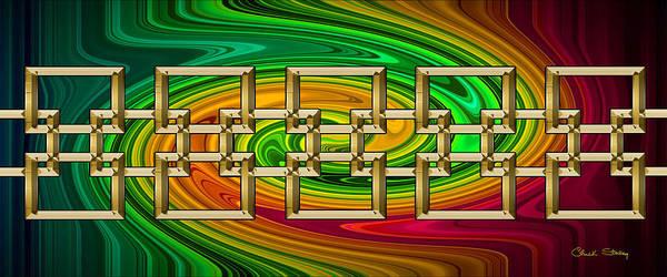 Digital Art - Infinity by Chuck Staley
